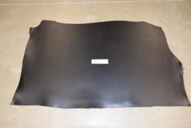 Hals natuurlijk gelooid 2,5mm zwart 1,38m²