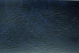 Kunstleder 20007 mariene blauw