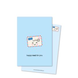 happy MAIL for you (kleine afbeelding) | kaarten