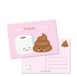 best FRIENDS forever | kaarten