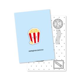 CORNgratulations | magneetkaart