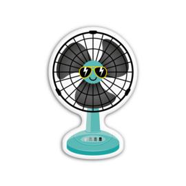 ventilator   magneet