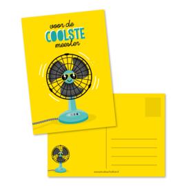 voor de COOLSTE meester | kaarten