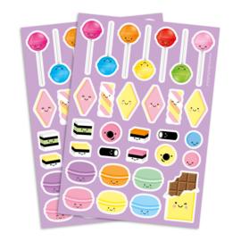 stickervel sweets | stickervel A5