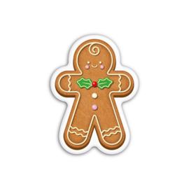 gingerbreadman | magneet