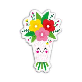 bloemetje | magneet