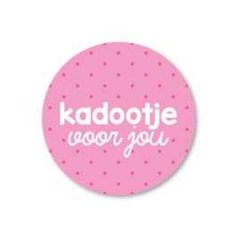 5 stickers | kadootje voor jou