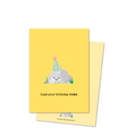 hope your birthday ROCKS (kleine afbeelding) | kaarten