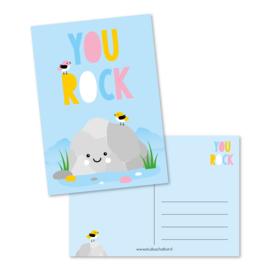 you ROCK   kaarten