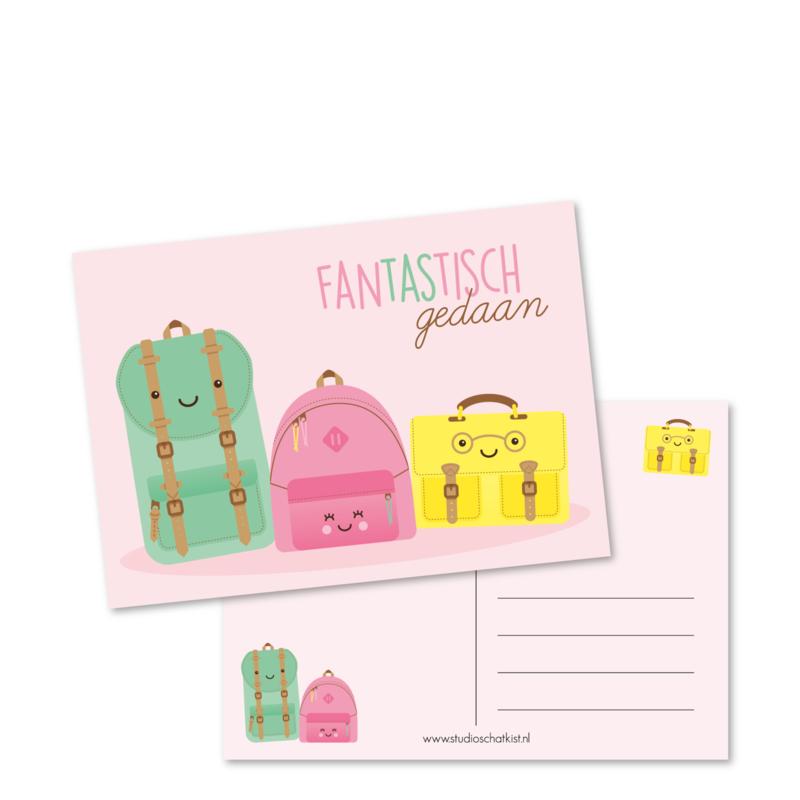 fanTAStisch gedaan | kaarten