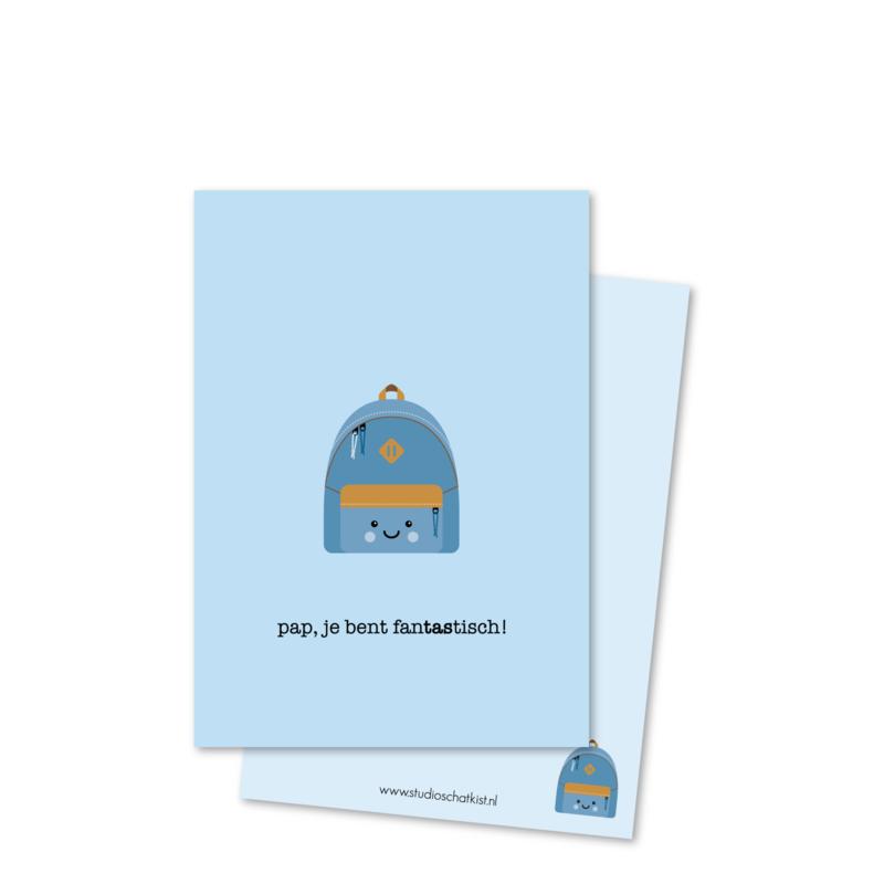 pap, je bent fanTAStisch! (kleine afbeelding) | kaarten