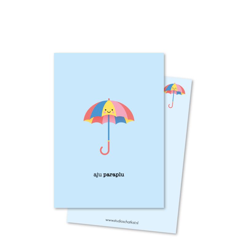 aju PARAPLU (kleine afbeelding) | kaarten