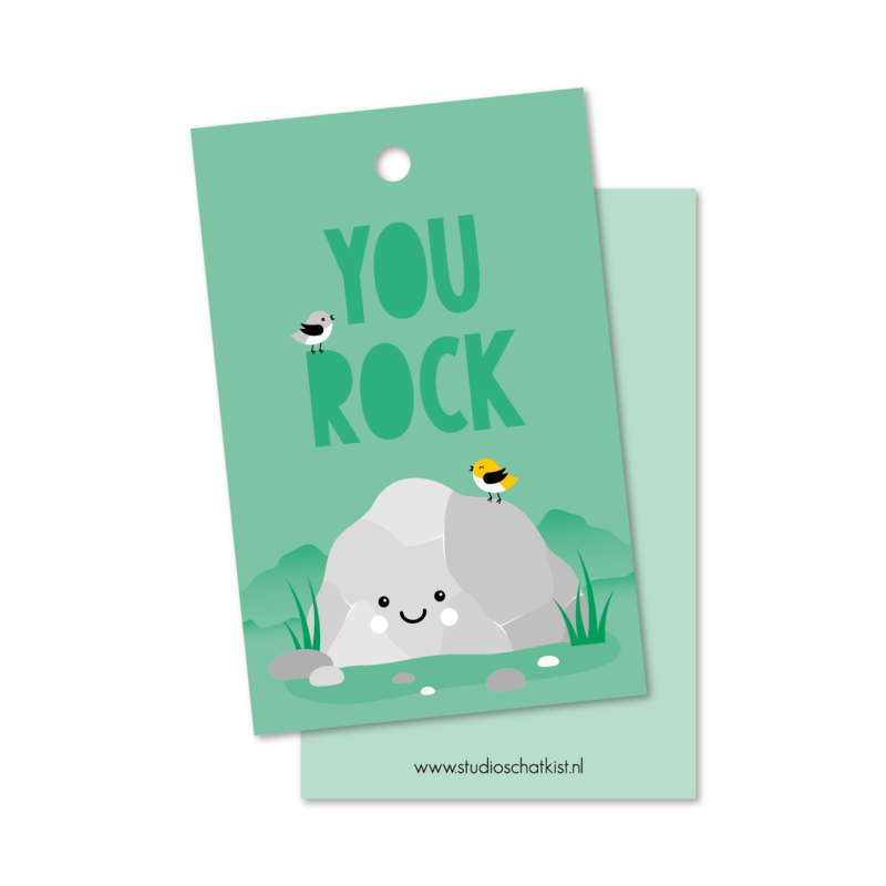 you ROCK | kadolabels