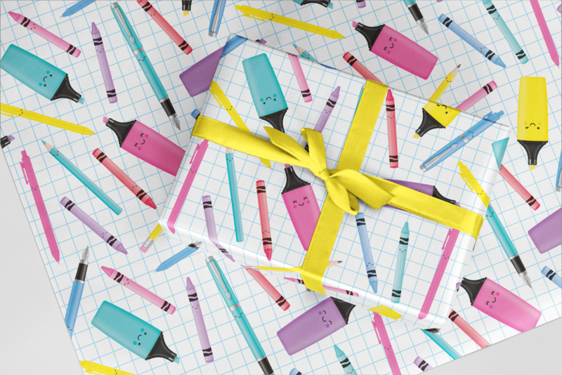 stationery | inpakpapier