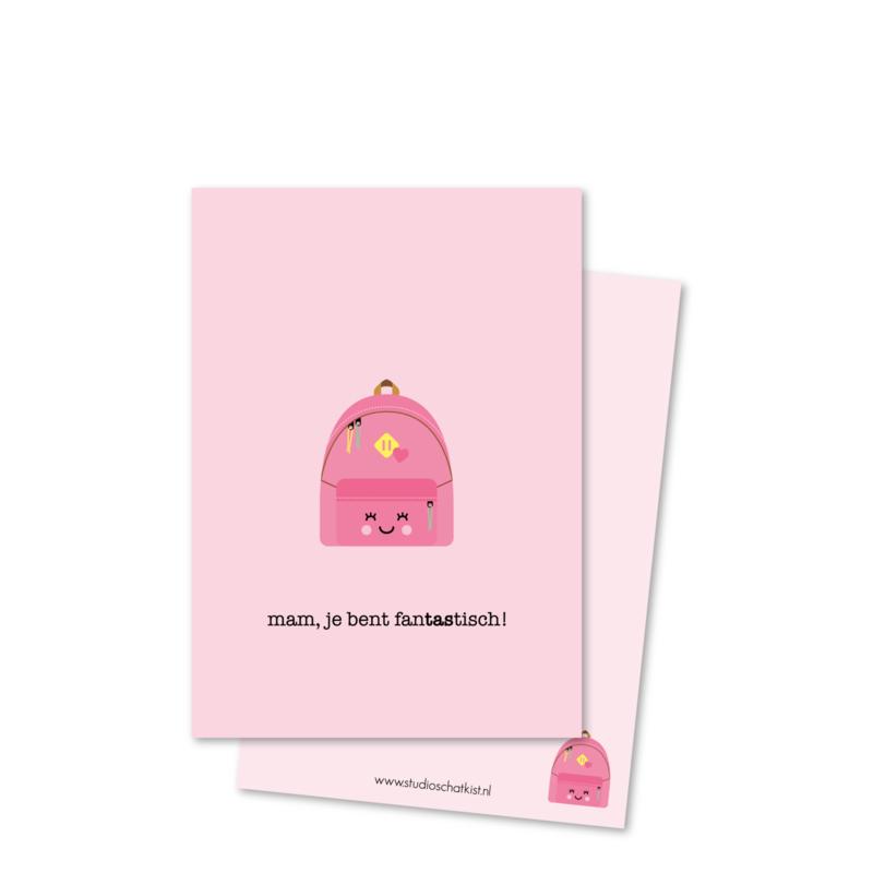 mam, je bent fanTAStisch! (kleine afbeelding) | kaarten