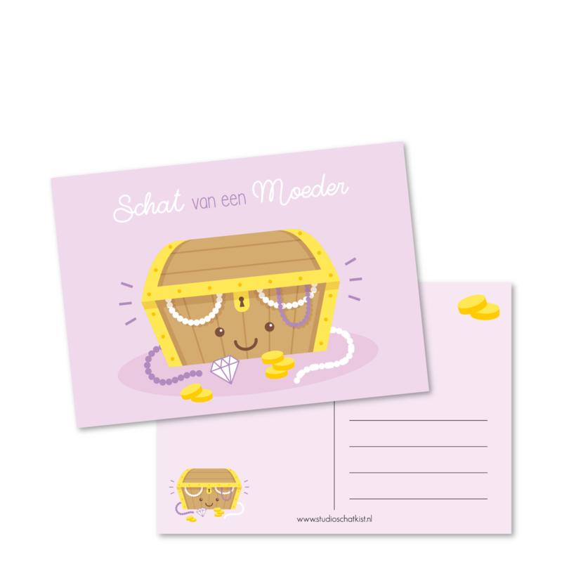 SCHAT van een moeder | kaarten