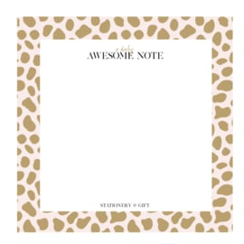 Notitieblok  | Daily Awesome Notes