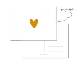 Kaart | HART van goud!