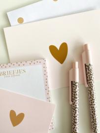 Pen | Pink Leopard