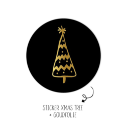 Stickers | Per 10 stuks | Tree