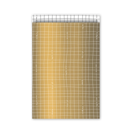 5 x Cadeauzakjes | Gold Wishes  | Medium