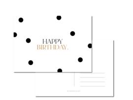 Kaart | Happy Birthday!