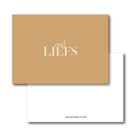 Mini Kaart | veel LIEFS