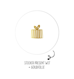 Stickers   Per 10 stuks   Cadeautje