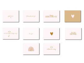 ACTIE | 10 kaarten
