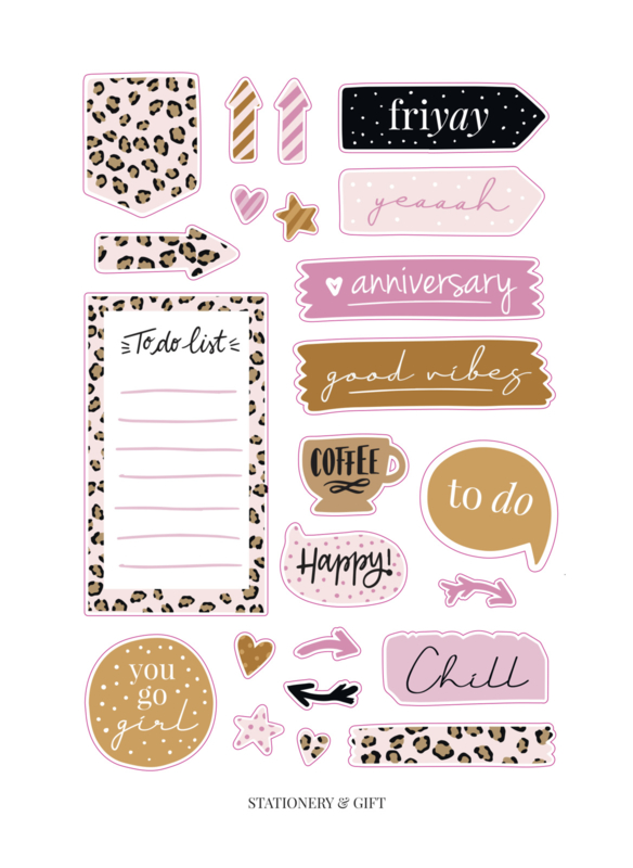 Planner Stickers | Yeah!