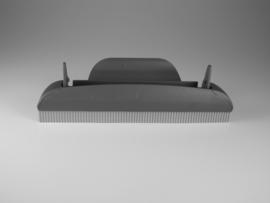 Accessoire vloermondstuk smal, rubber/rubber