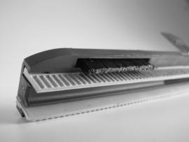 Accessoire vloerborstel, inlegstuk rubber