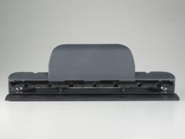 Accessoire vloermondstuk smal, rubber/borstel