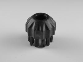 Kleine ronde borstel nylon