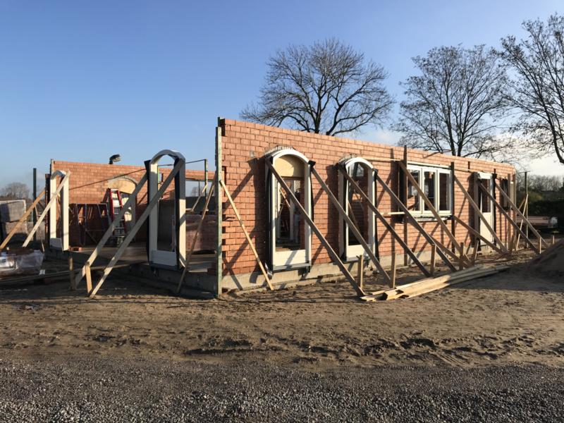 Landelijk gelegen Woonboerderij Horssen (lopend project)