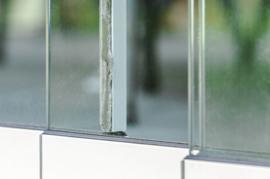 Tochtborstels Fiano glasschuifwanden