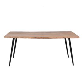 Eettafel Mursko acaciahout 180 x 90 cm