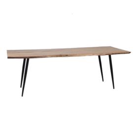 Eettafel Mursko acaciahout 230 x 100 cm