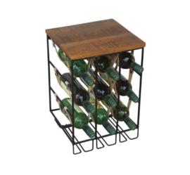Wijnrek Pozo 48x32cm