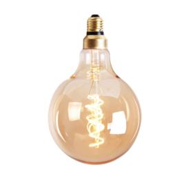 Lichtbron Rond goud 9,5cm