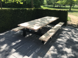 Picknicktafel H-Model
