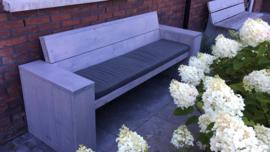 Rugkussen voor Loungebank Standaard & Luxe