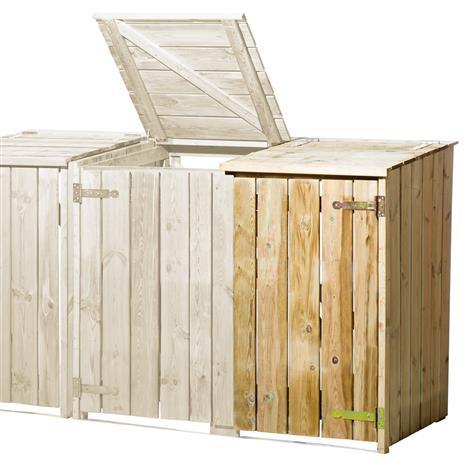 Container Kasten Vanalleshout