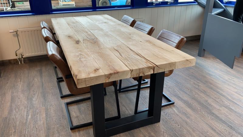 Reclaimed Oak tafel 200x100