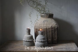 Waxinekandelaar May no. 2 | Nepal Pottery (rechts)