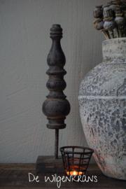 Oud houten ornament, verschillende modellen