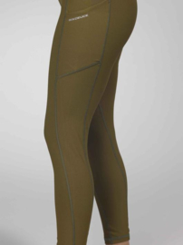 SIX DEUCE HIGH WAIST POCKET FITNESSLEGGING ARMY GREEN