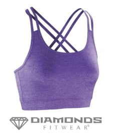 DIAMONDS RUNNER TOP