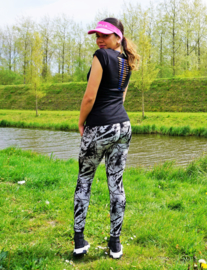 DIAMONDS FACETTE LEGGING (COMPRESSION)