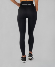 CARPATREE SEAMLESS BLACK LEGGING